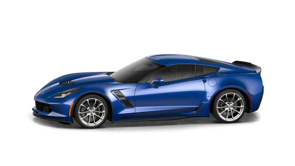 New 2018 Chevrolet Corvette Blue Metallic For Sale In