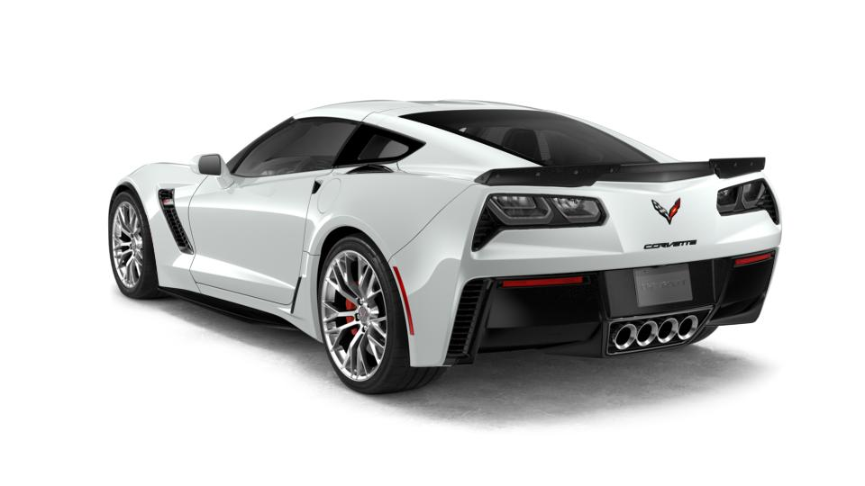 2018 Arctic White Chevrolet Corvette for Sale at Charles ...