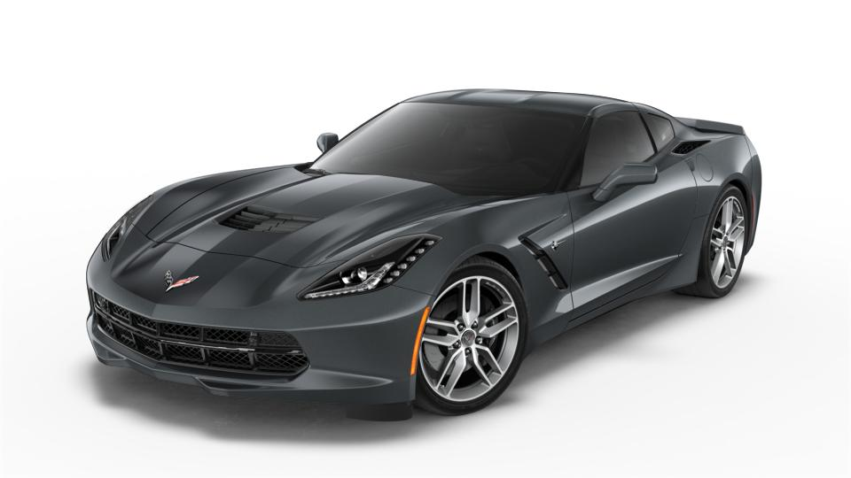 Watkins Glen Gray Metallic 2018 Chevrolet Corvette for sale Near Me