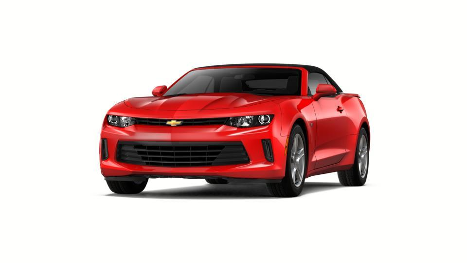 2018 Chevrolet Camaro Vehicle Photo in Amherst, OH 44001