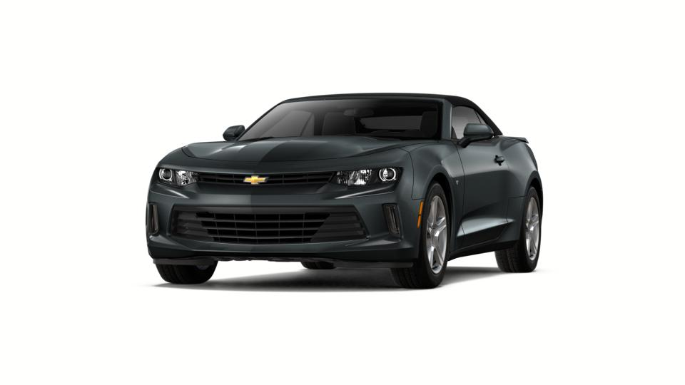 2018 Chevrolet Camaro Vehicle Photo in Beaufort, SC 29906