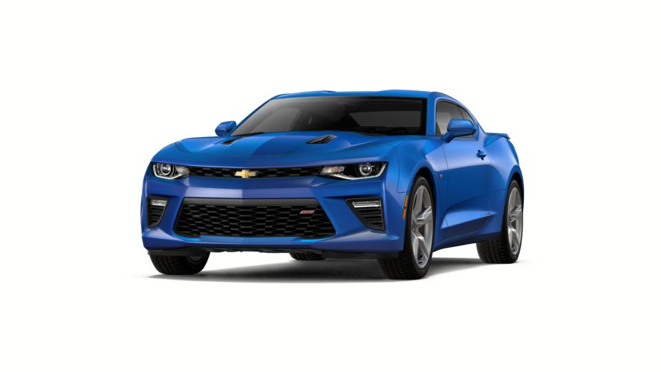 2018 Chevrolet Camaro Vehicle Photo in Lawrence, KS 66046
