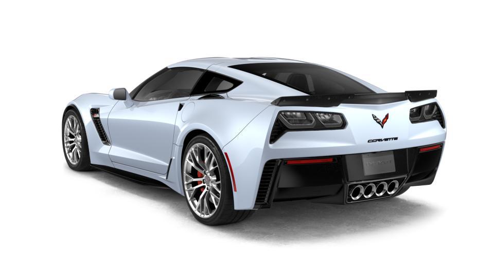 Ceramic Matrix Gray Metallic 2018 Chevrolet Corvette for ...