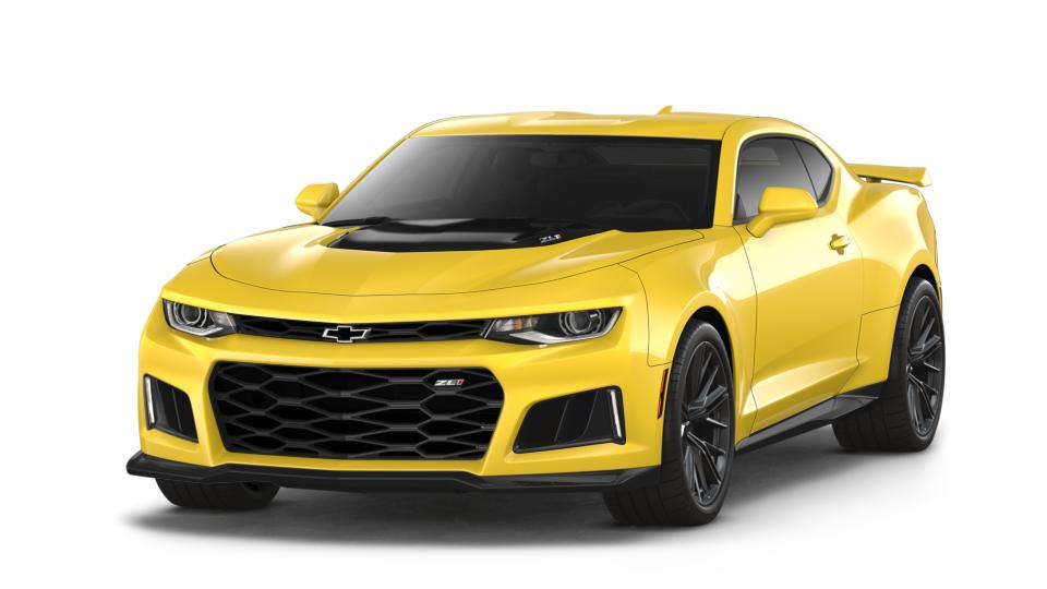 2018 Chevrolet Camaro Vehicle Photo in Greensboro, NC 27405
