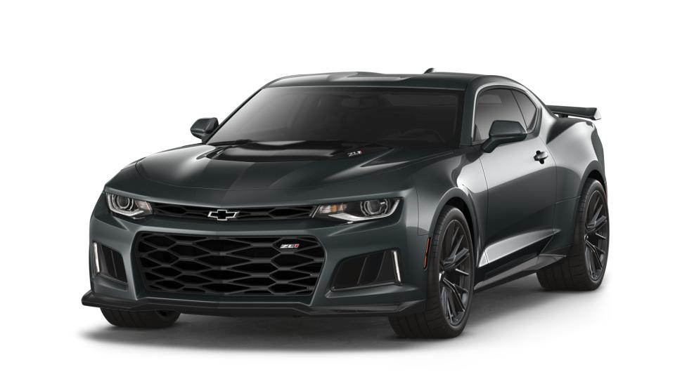 2018 Chevrolet Camaro Vehicle Photo in Schaumburg, IL 60173
