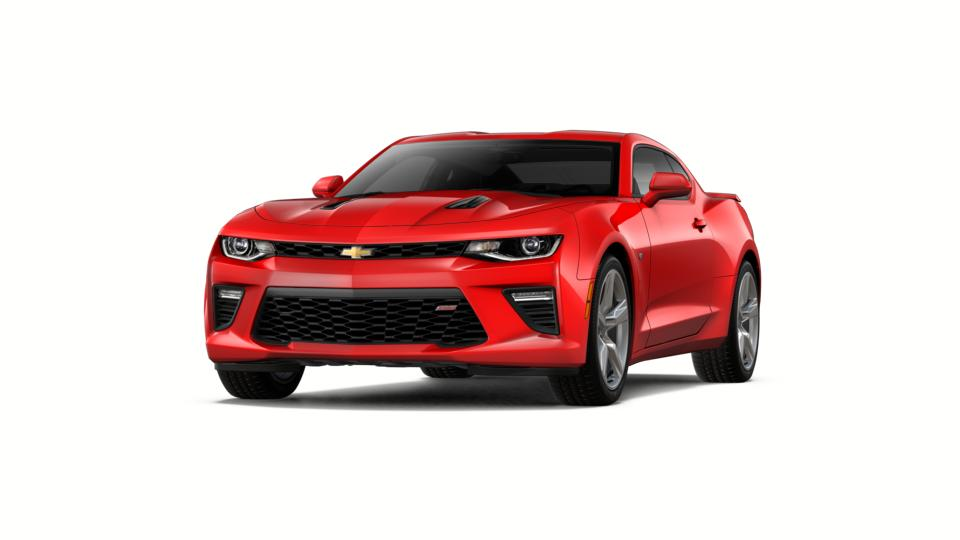 2018 Chevrolet Camaro Vehicle Photo in San Angelo, TX 76903