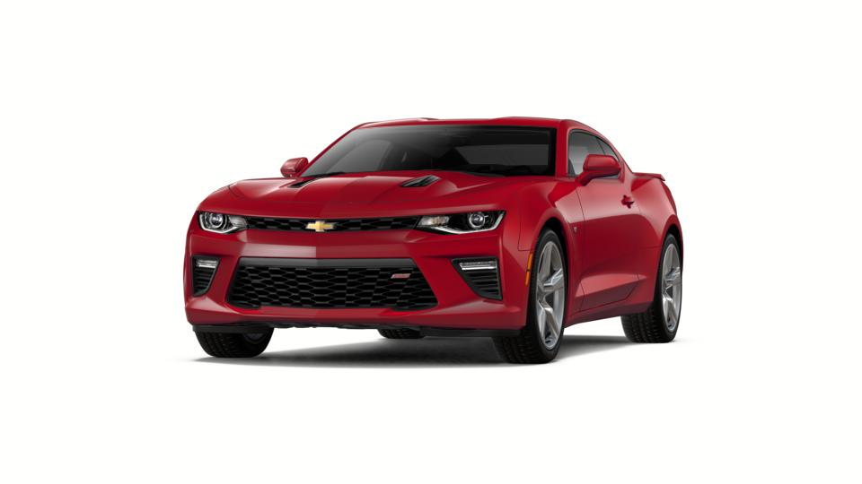 Bob Steele Chevrolet >> 2018 Chevrolet Camaro In Garnet Red Tintcoat With 6.2L For Sale