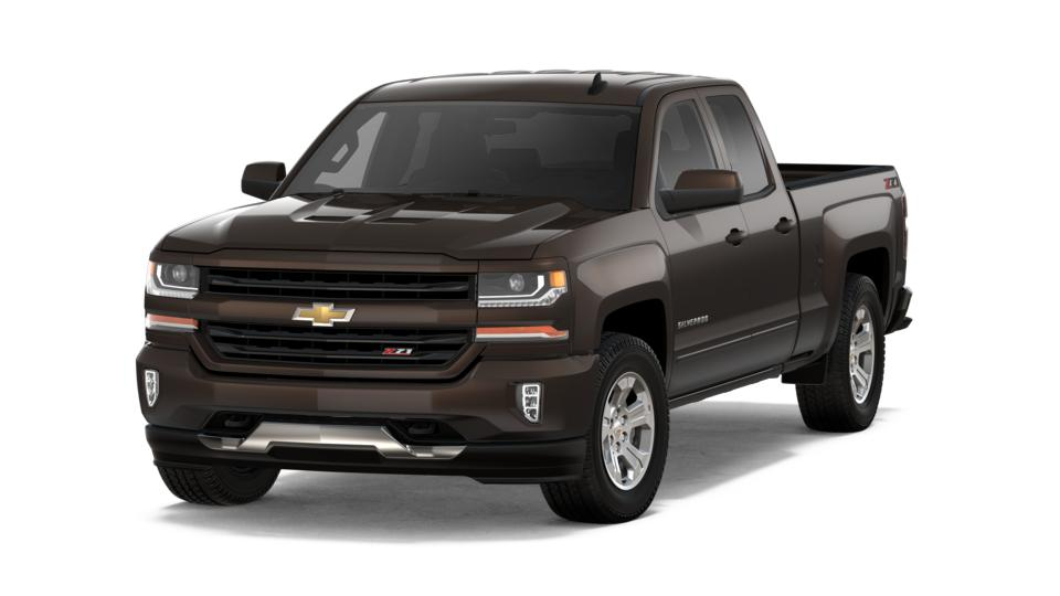 2018 Chevrolet Silverado 1500 Vehicle Photo in Owensboro, KY 42303