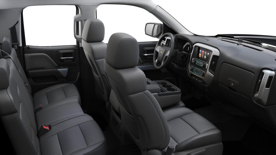 Lithia Chevrolet Redding >> New 2018 Summit White Chevrolet Silverado 1500 Double Cab ...