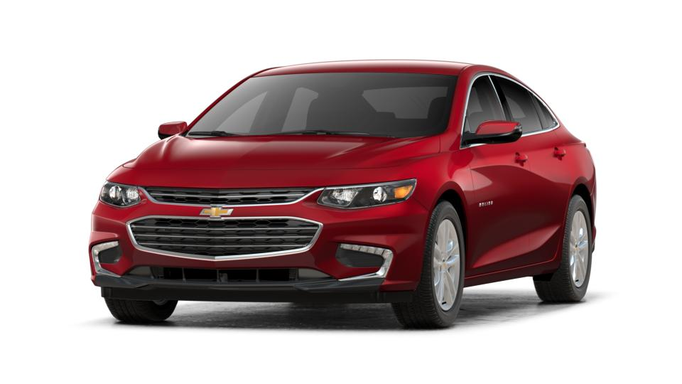 2018 Chevrolet Malibu Vehicle Photo in Redding, CA 96002