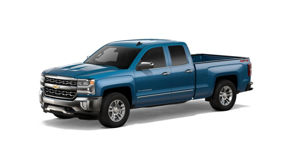 pekin deep ocean blue 2018 chevrolet silverado 1500 new truck for sale 19196. Black Bedroom Furniture Sets. Home Design Ideas