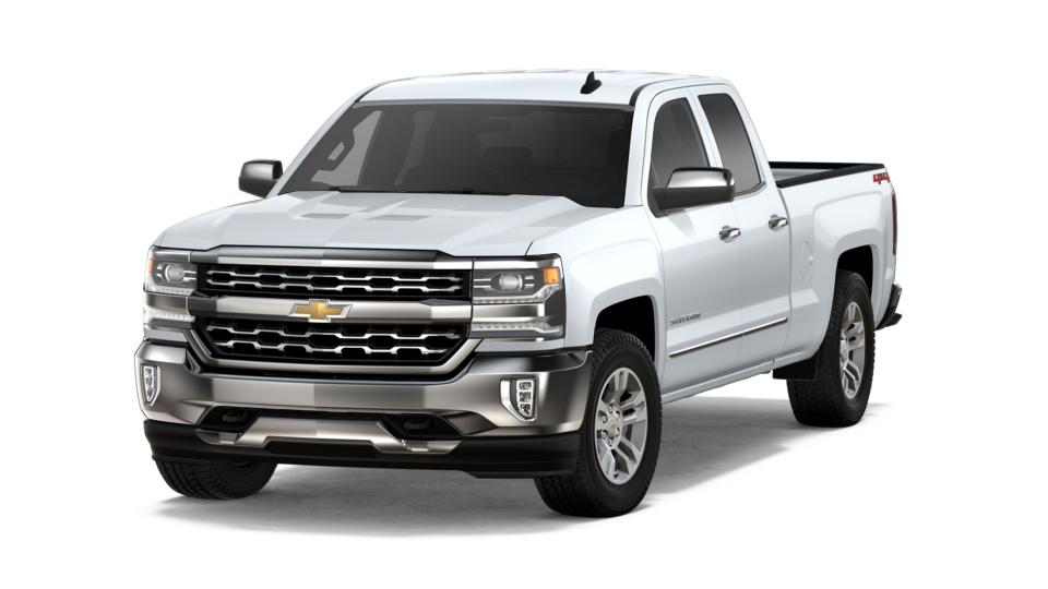 2018 Chevrolet Silverado 1500 Vehicle Photo in Danbury, CT 06810