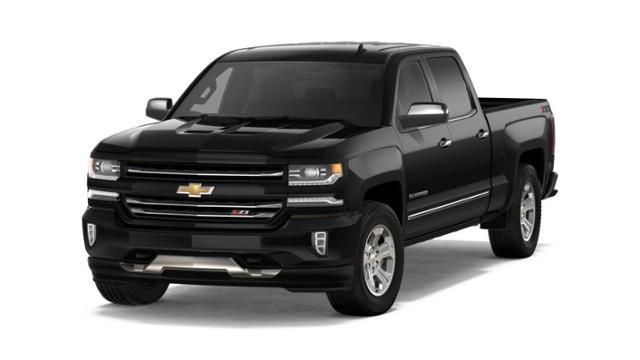Carlisle Black 2018 Chevrolet Silverado 1500: Used Truck for
