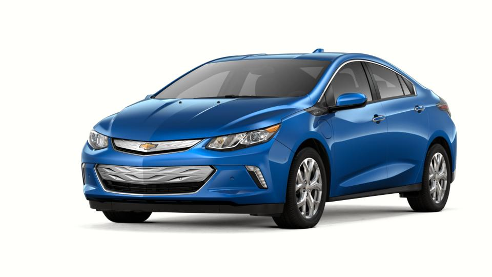 2018 Blue Metallic 5dr Hb Premier Chevrolet Volt For Sale