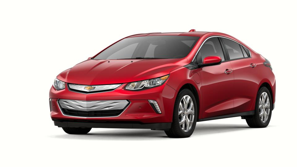 2018 Chevrolet Volt Near Springfield At Leman S Chevy City