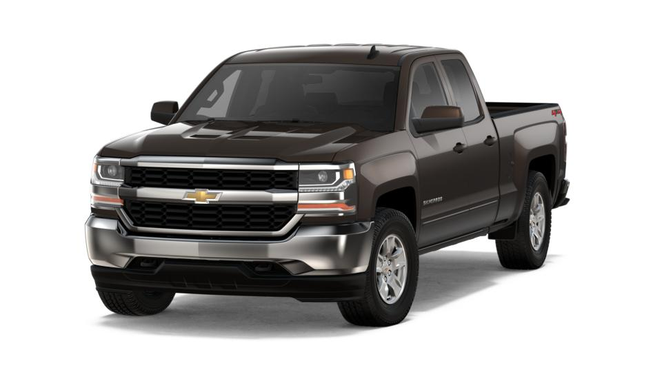 2018 Chevrolet Silverado 1500 Vehicle Photo in Chelsea, MI 48118