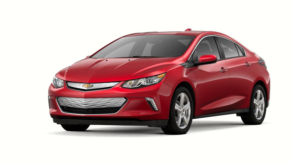 2018 Chevrolet Volt Vehicle Photo in Hyde Park, VT 05655