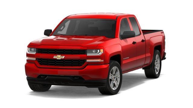 New 2018 Chevrolet Silverado 1500 in Murrysville, PA at Watson ...
