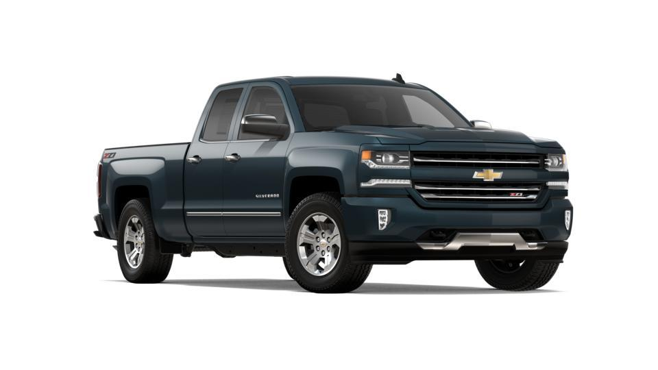 new graphite metallic 2018 chevrolet silverado 1500 double. Black Bedroom Furniture Sets. Home Design Ideas