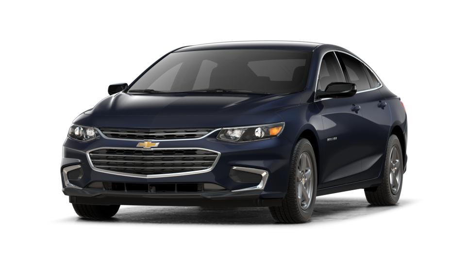 2018 Chevrolet Malibu Vehicle Photo in San Angelo, TX 76903
