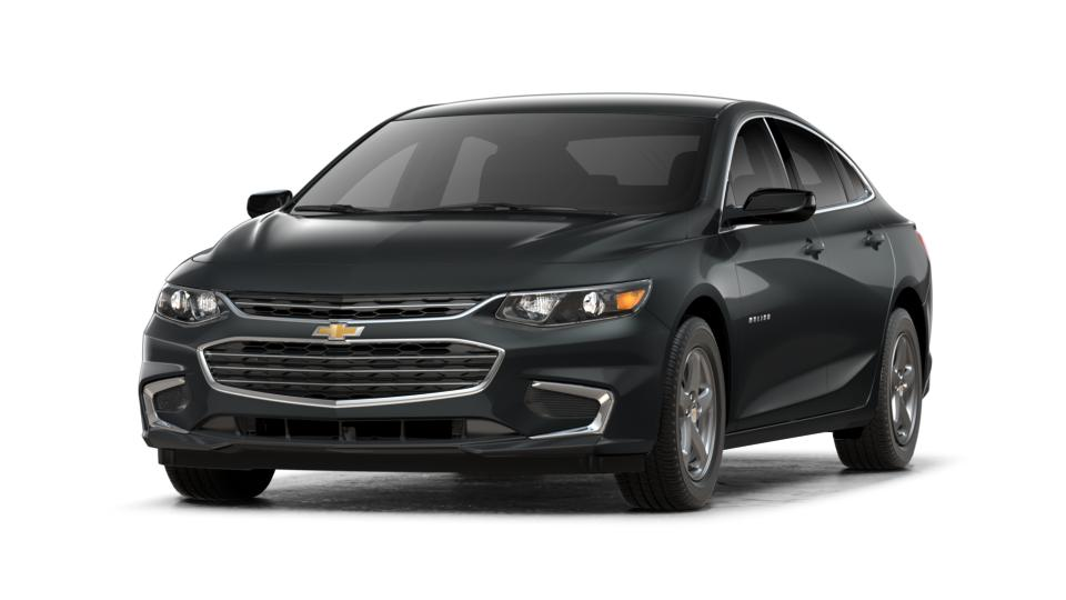 2018 Chevrolet Malibu Vehicle Photo in Van Nuys, CA 91401