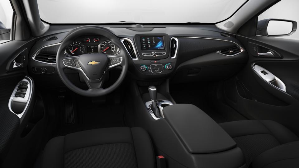 New Nightfall Gray Metallic 2018 Chevrolet Malibu 1LS for ...