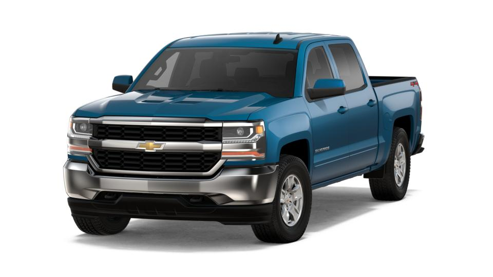 2018 Chevrolet Silverado 1500 Crew Cab Short Box 4-Wheel Drive LT
