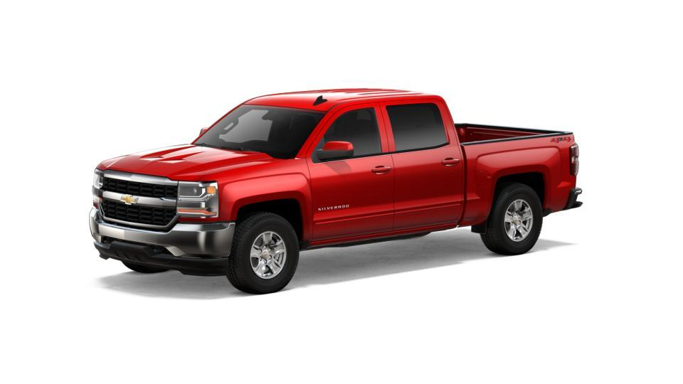 2018 red crew cab short box 4 wheel drive lt chevrolet for Bayer motor co comanche tx