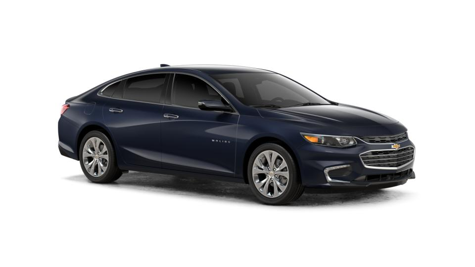 Monroe Blue Velvet Metallic 2018 Chevrolet Malibu New Car