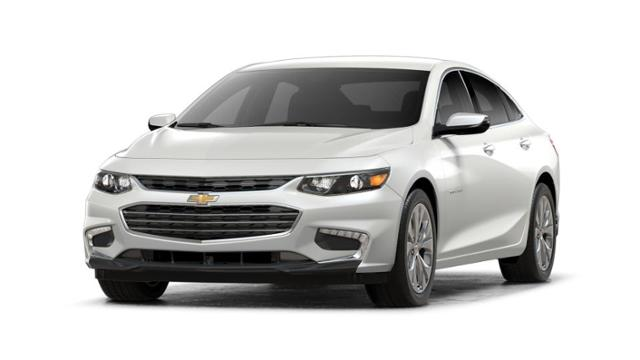 2018 Chevrolet Malibu: New Car for Sale l Martinsville by ...