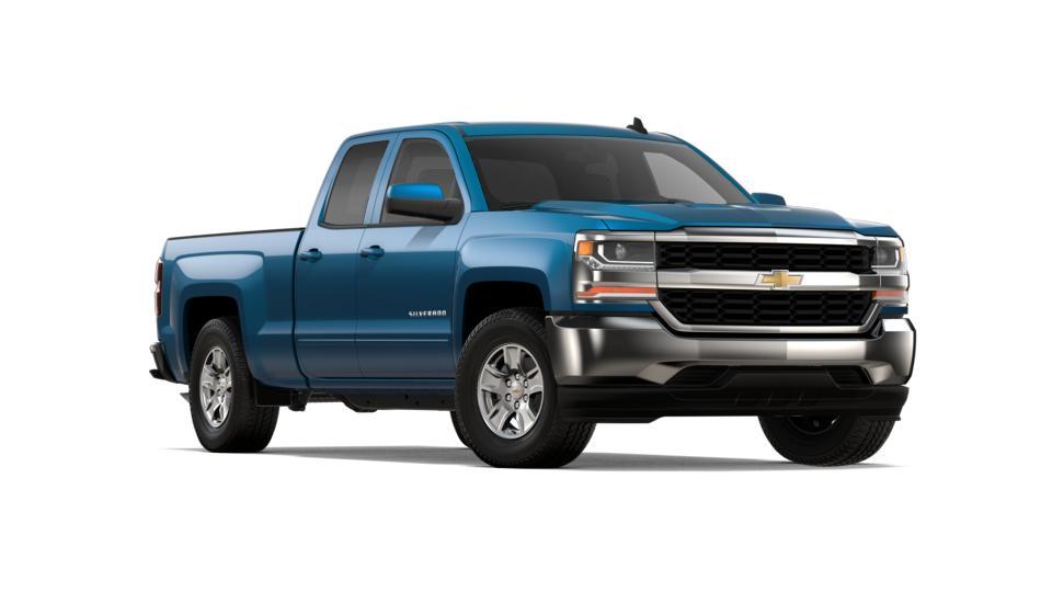 Laplace Deep Ocean Blue Metallic 2018 Chevrolet Silverado
