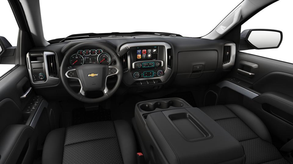 2018 Chevrolet Silverado 1500 Double Cab Standard Box 2