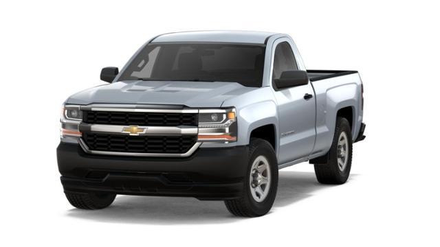 Find a New Silver Ice 2018 Chevrolet Silverado 1500 in Chandler. VIN