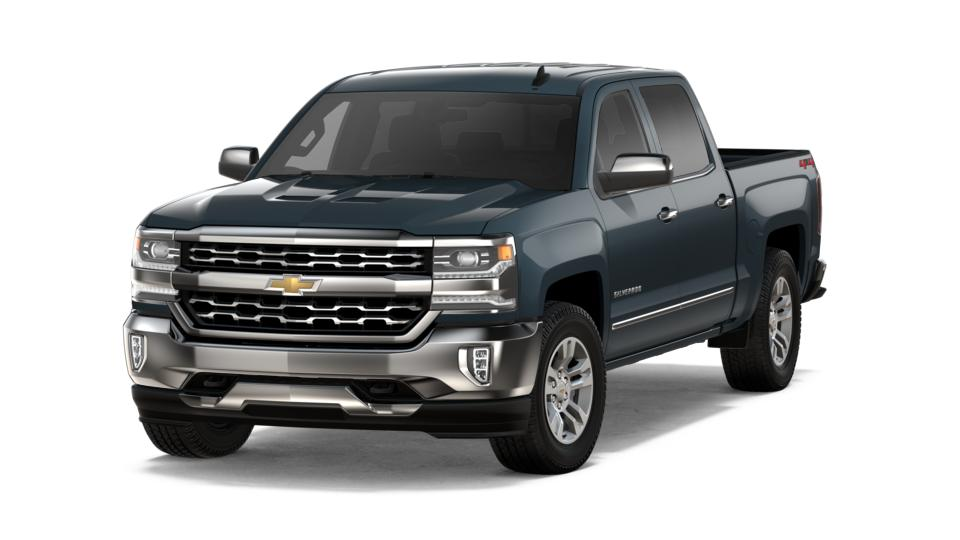 2018 Chevrolet Silverado 1500 Vehicle Photo in Worthington, MN 56187