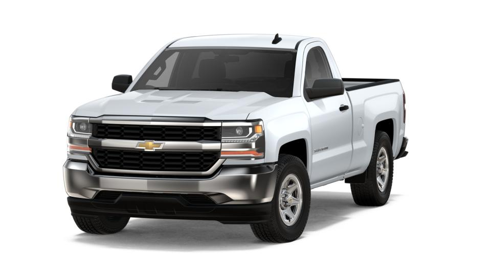 2018 Chevrolet Silverado 1500 Vehicle Photo in Tulsa, OK 74133