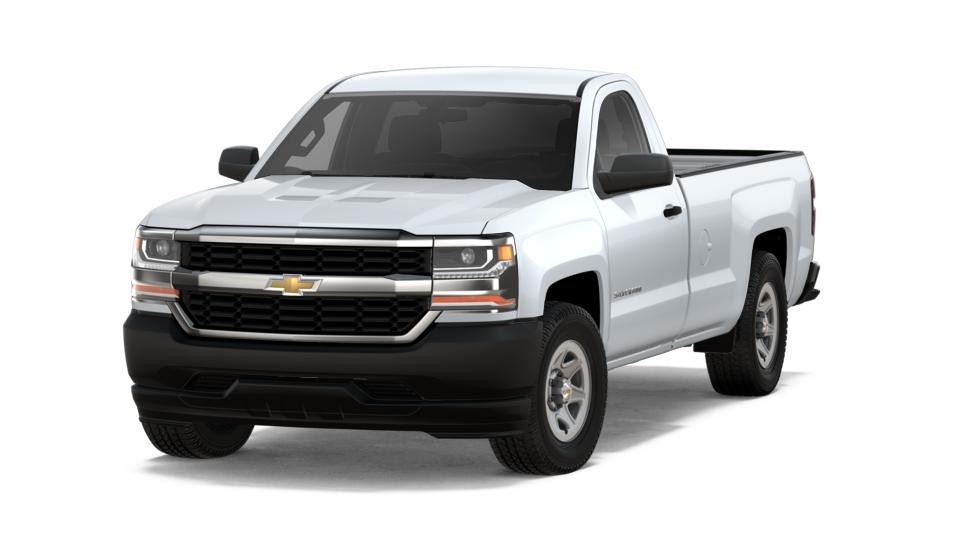2018 Chevrolet Silverado 1500 Vehicle Photo in Warminster, PA 18974