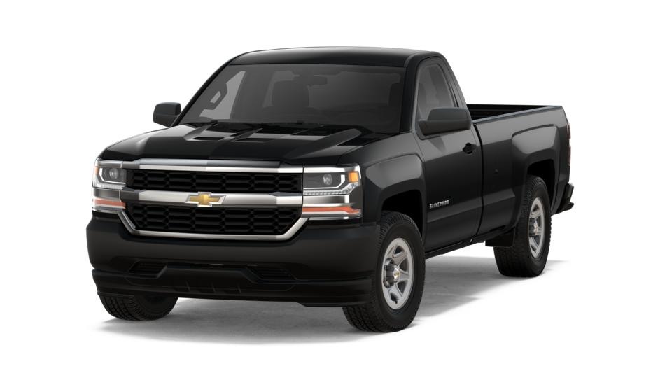 2018 Chevrolet Silverado 1500 Vehicle Photo in Akron, OH 44320