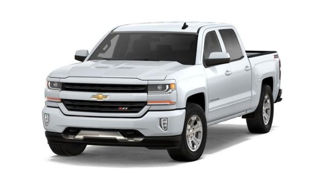 New 2018 Chevrolet Silverado 1500 For Sale at Hall Chevrolet ...