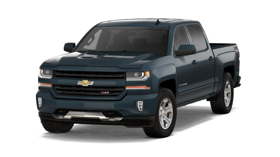 2018 Chevrolet Silverado 1500 Vehicle Photo in Gainesville, TX 76240
