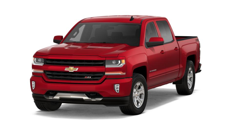 2018 Chevrolet Silverado 1500 Vehicle Photo in Las Vegas, NV 89104