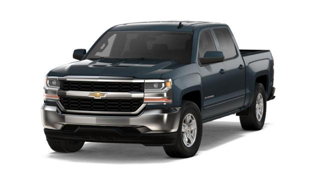 Graphite Metallic 2018 Chevrolet Silverado 1500 Used Truck For Sale