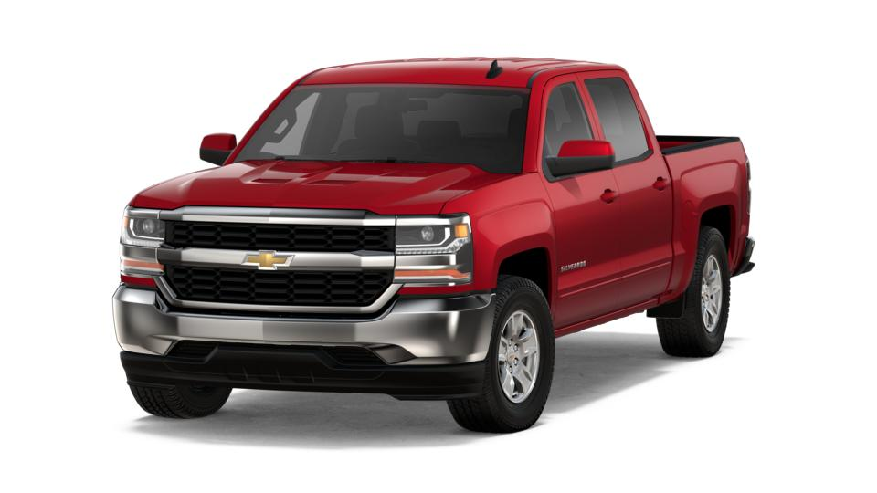 2018 Chevrolet Silverado 1500 Vehicle Photo in Oakdale, CA 95361