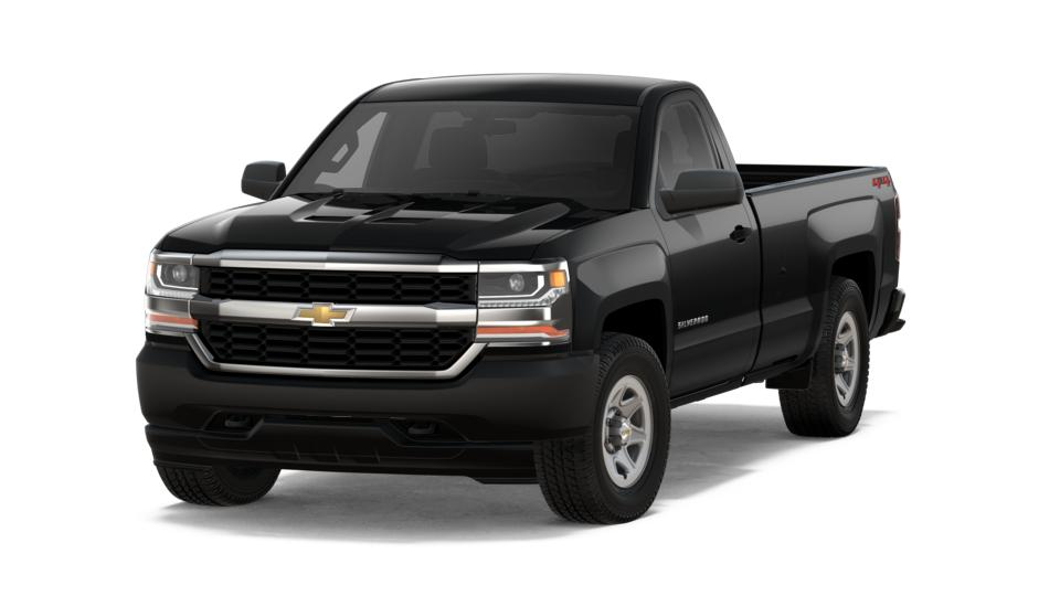2018 Chevrolet Silverado 1500 Vehicle Photo in Brockton, MA 02301