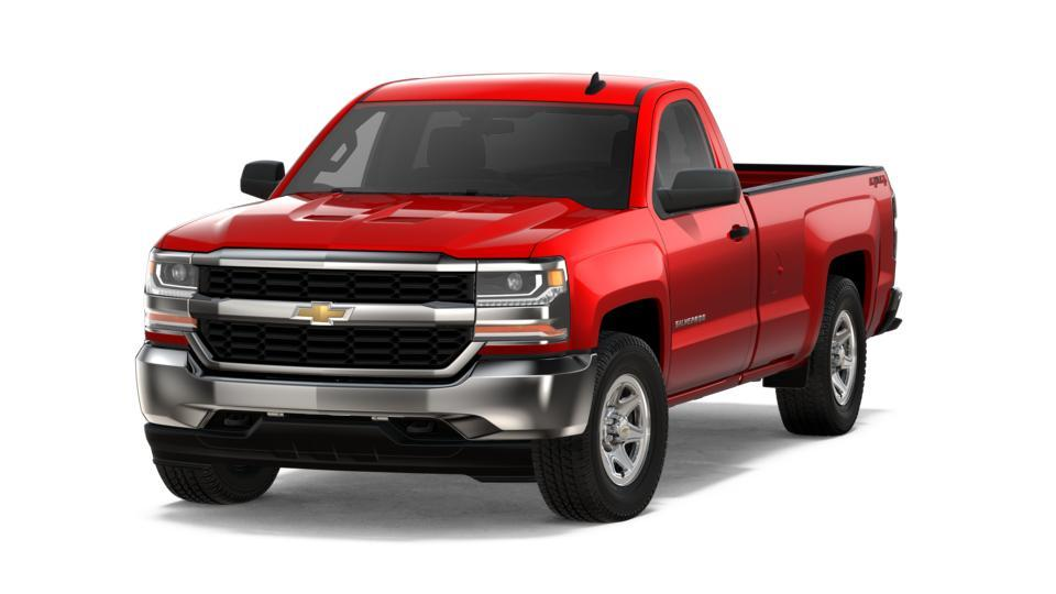 2018 Chevrolet Silverado 1500 Vehicle Photo in St. Clairsville, OH 43950