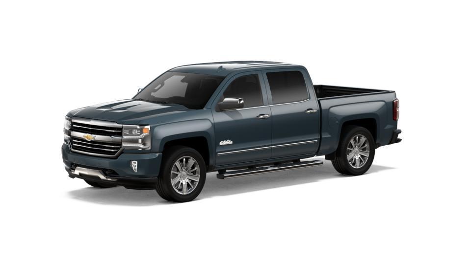 Gm Financial Lease >> 2018 Chevrolet Silverado 1500 Crew Cab Short Box 2-Wheel Drive High Country Graphite Metallic 4D ...