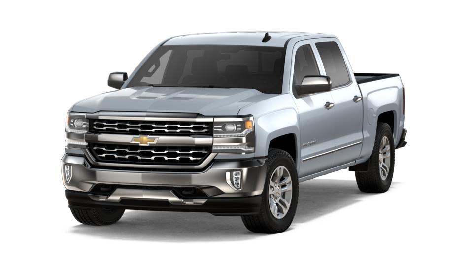 2018 Chevrolet Silverado 1500 Vehicle Photo in Fort Worth, TX 76116
