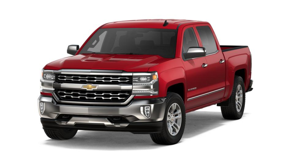2018 Chevrolet Silverado 1500 Vehicle Photo in El Paso, TX 79922