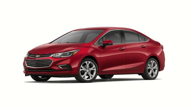 2018 Chevrolet Cruze for sale at Quantrill Chevrolet Buick GMC ...