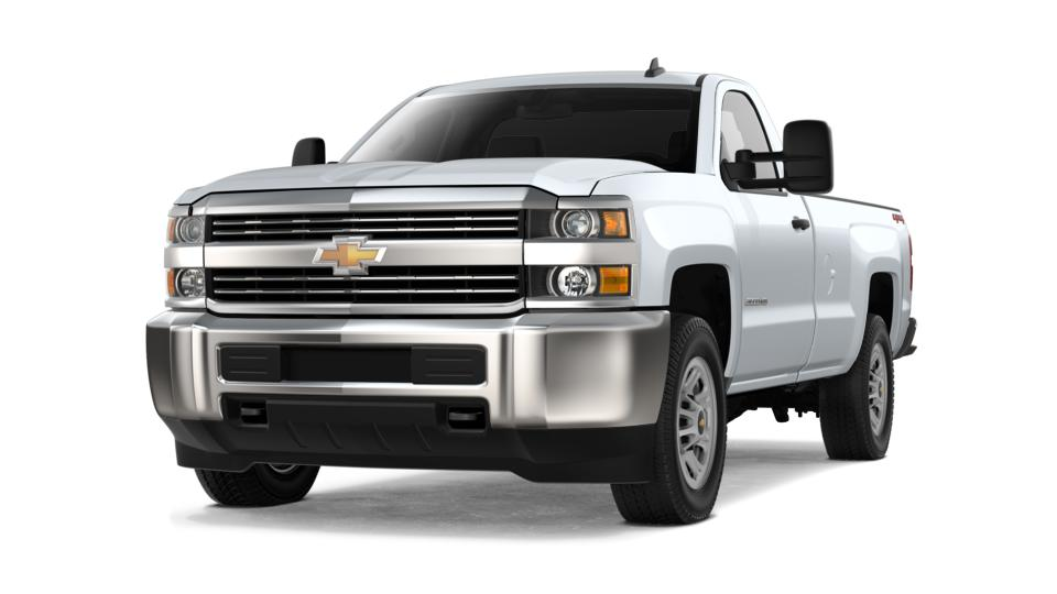 2018  Silverado 3500HD Regular Cab Long Box 4-Wheel Drive Work Truck