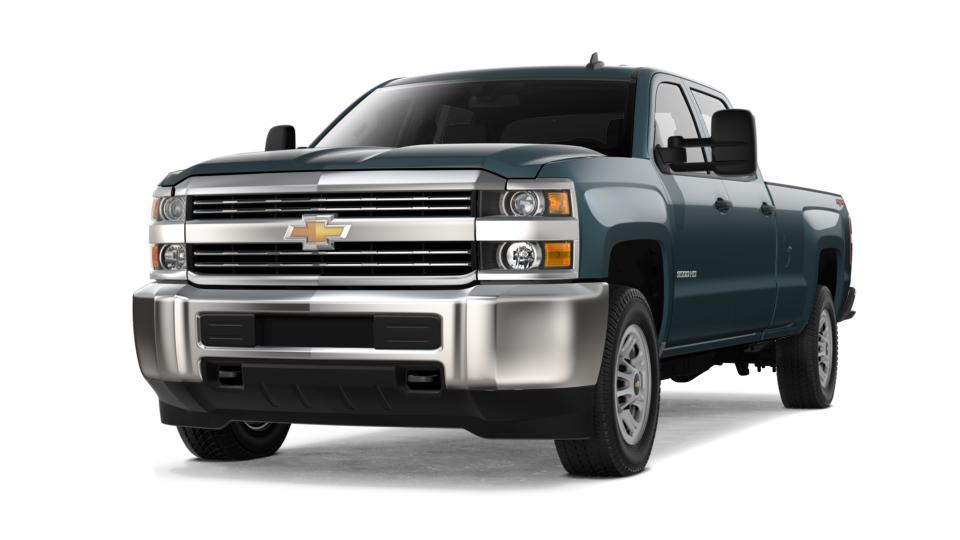 2018 Chevrolet Silverado 3500HD Vehicle Photo in Enid, OK 73703
